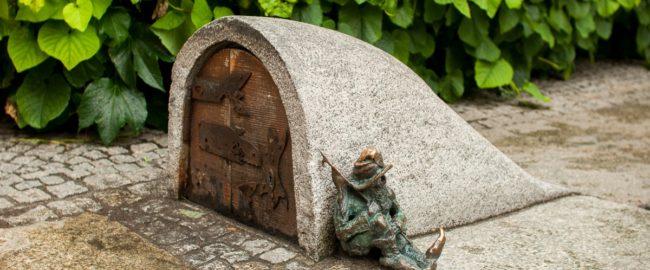 Tam, gdzie mieszkają krasnoludki – zwiedzamy Wrocław z dzieckiem