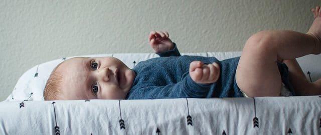 11 błędów popełnianych podczas przewijania niemowlęcia