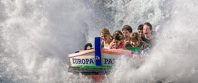 Speed Water Coaster – propozycja dla miłośników ekstremalnych przeżyć