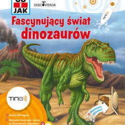 """""""Fascynujący świat dinozaurów"""" z mówiącym długopisem TING"""