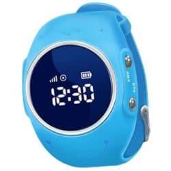 Wodoodporny zegarek z lokalizatorem GPS dla dziecka
