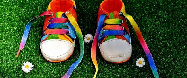 5 najczęściej popełnianych błędów przy zakupie butów dla dziecka
