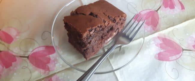 Przepis na ciasto z dwóch jajek