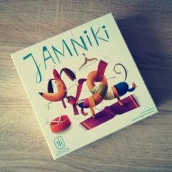 Jamniki - gra dla miłośników liczenia