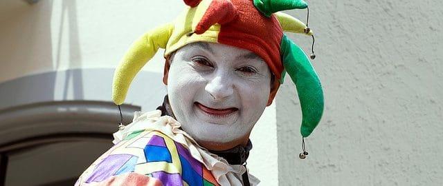 Klaun z Koszalina – odgrzewany kotlet do straszenia dzieci