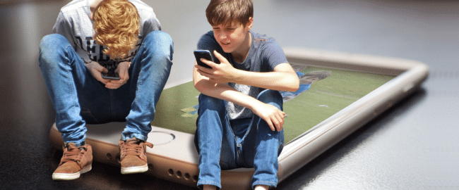 Bądź przezorny! Moje dziecko ofiarą oszustwa SMS-owego
