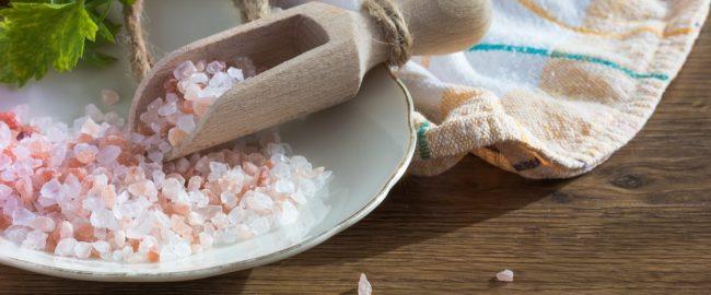 Sól. Rodzaje i właściwości