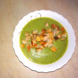Zupa krem z brokułów. Prosty i sprawdzony przepis