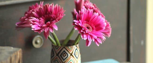 Kwiaty w wazonie. Jak przedłużyć życie ciętych kwiatów?