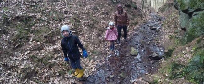 Góry Kaczawskie z dziećmi – poszukiwanie agatów