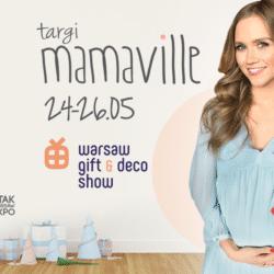 Mamaville na Warsaw Gift & Deco Show