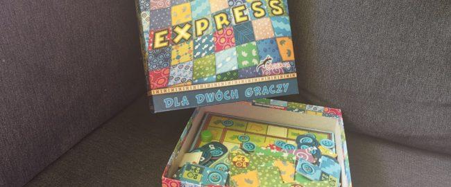 """""""Patchwork Express"""" – relaksująca gra dla dwojga"""