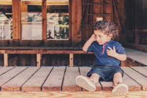 ból ucha u dziecka