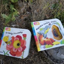 Akademia Mądrego Dziecka – Owady i kwiaty oraz Myszka szuka domu