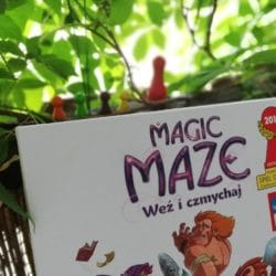 Magic Maze - świetna gra kooperacyjna dla starszych