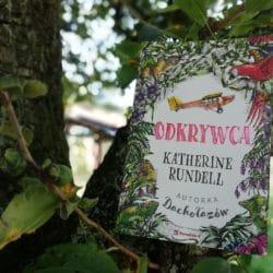 Odkrywca – powieść przygodowa Katherine Rundell