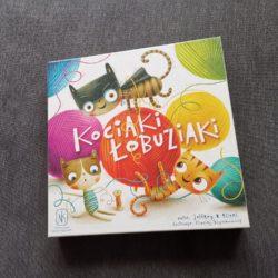 Kociaki łobuziaki - rewelacyjna gra dla młodszych i starszych