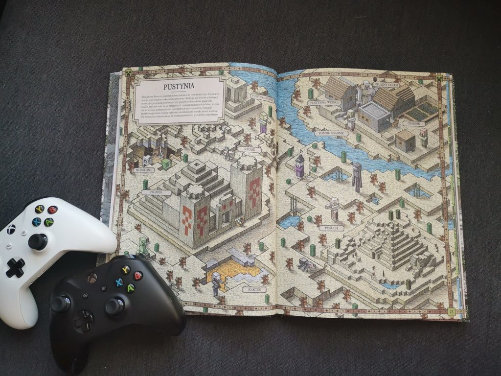 minecraft mapy