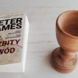 Peter James i najnowsza książka Niezbity dowód
