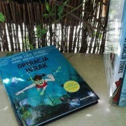 Operacja Wrak. Świetna książka detektywistyczna dla przedszkolaków