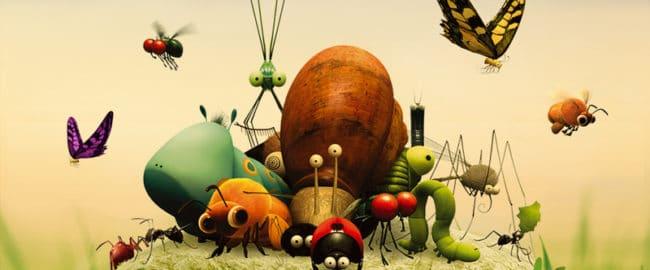 Robaczki z Zaginionej Doliny – cudna animacja bez dialogów