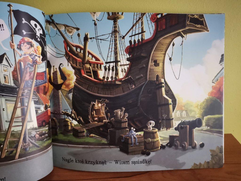 Piraci z naszej ulicy
