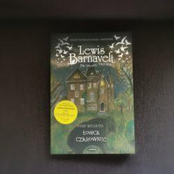 Lewis Barnavelt na tropie tajemnic. Łowca czarownic