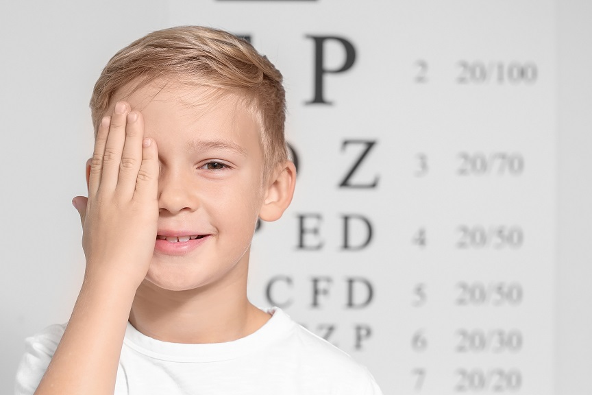 zespół suchego oka u dzieci