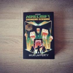 Minecraft. Zaginione dzienniki