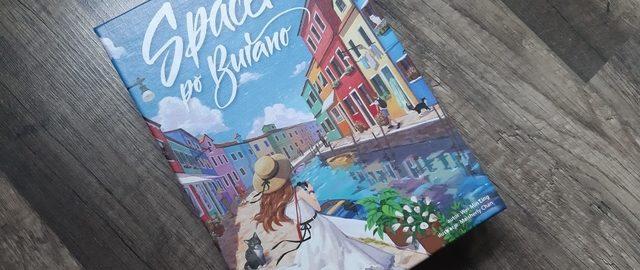 Spacer po Burano – zbuduj swoją kamienicę na włoskiej wyspie!