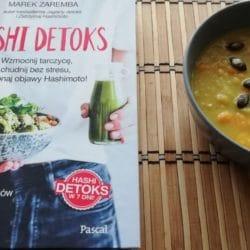 Hashi detoks. Wzmocnij tarczycę, chudnij bez stresu, pokonaj objawy Hashimoto