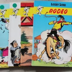Lucky Luke. Rodeo