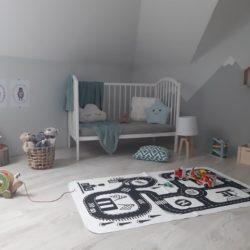Metamorfoza pokoju dziecięcego - modne dodatki do pokoju dziecięcego