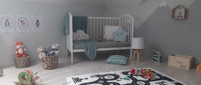 Metamorfoza pokoju dziecięcego – modne dodatki do pokoju dziecięcego