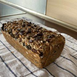 Chleb na zakwasie żytni lub pszenno-żytni - przepis