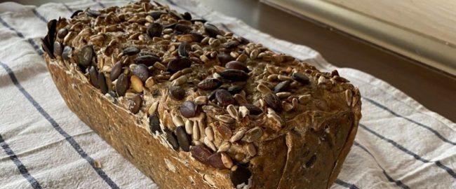 Chleb na zakwasie pszenno-żytni – przepis