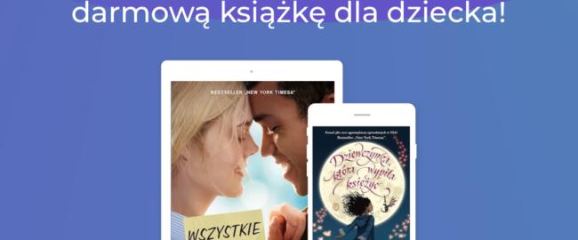Darmowe ebooki dla dzieci i młodzieży od Legimi