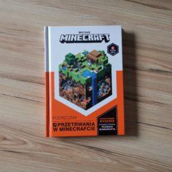 Podręcznik przetrwania w Minecrafcie