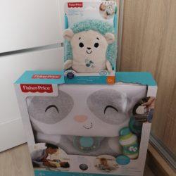 Zabawki pomocne w rozwoju niemowlaka