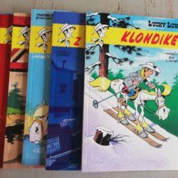 Lucky Luke. Klondike – czyli gorączka złota