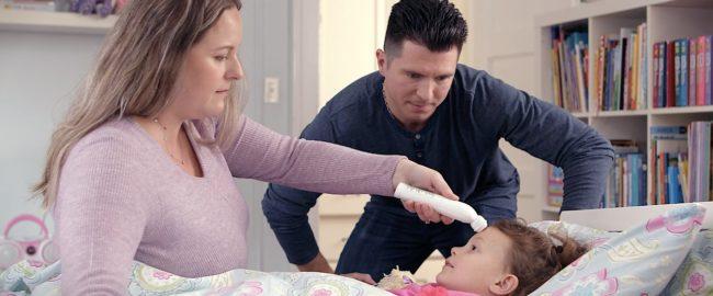 Trzydniówka (rumień nagły) – jak sobie radzić z tym u dziecka?