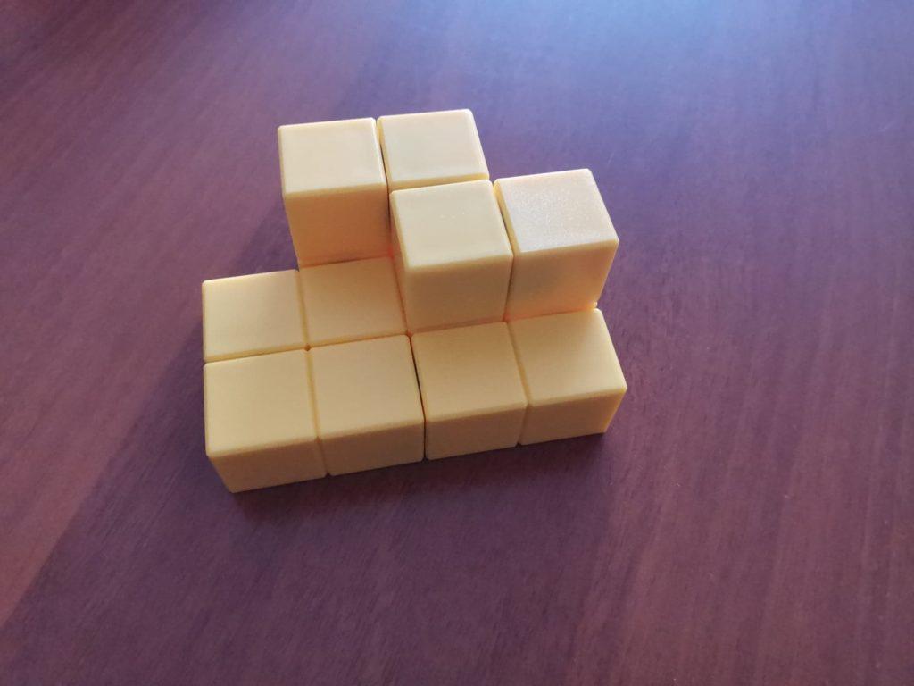 Blokada/Interlock - gra logiczna dla jednego gracza