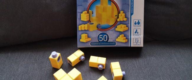Blokada/Interlock – gra logiczna dla wielbicieli łamigłówek