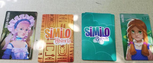 Gra Similo – genialna dedukcyjna karcianka dla dzieci