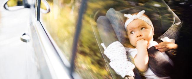 Pierwsza podróż z niemowlakiem – jak się do niej przygotować?