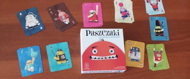 Paszczaki – rewelacyjna gra karciana dla dzieci