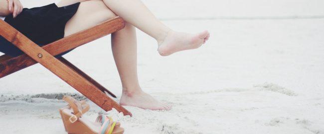 Pielęgnacja stóp – pedicure w domowym zaciszu