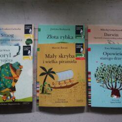 Seria Czytam sobie wspiera naukę czytania – nowości