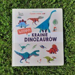 """""""Witamy w krainie dinozaurów"""""""