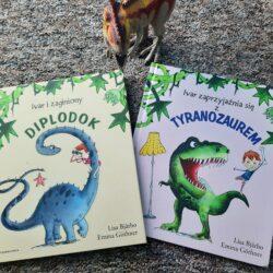 Ivar zaprzyjaźnia się z tyranozaurem i zagubionym diplodokiem